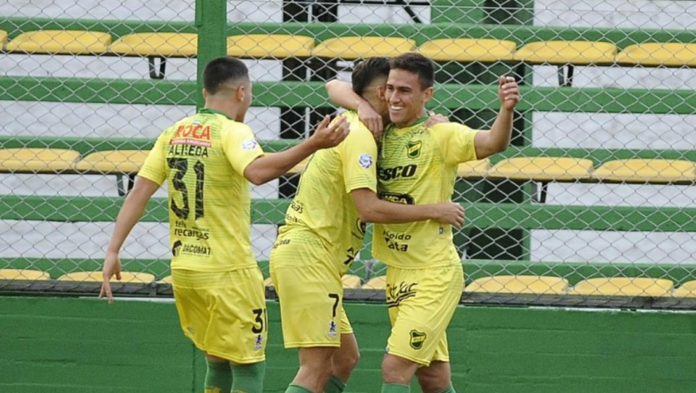 El fixture de Defensa y Justicia en la Superliga 2018/2019
