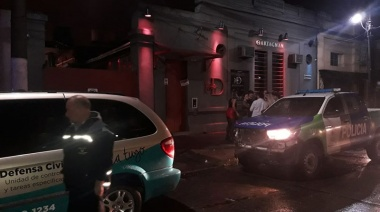 Clausuran local nocturno en Barrio Centro