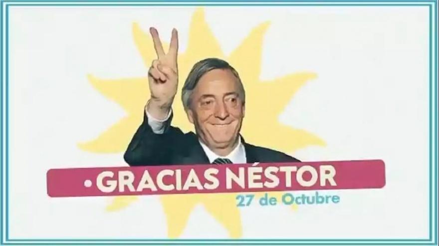 El peronismo vuelve a marchar para conmemorar a Néstor Kirchner